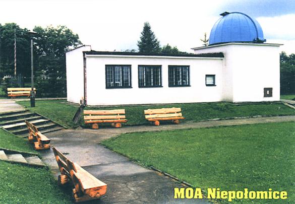 Młodzieżowe Obserwatorium Astronomiczne w Niepołomicach