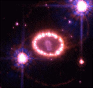 SN 1987A - supernowa