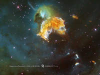 Pozostałość supernowej N 63A