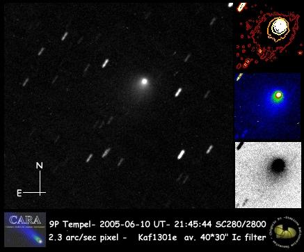 Kometa 9P/Tempel 1