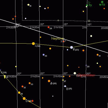 Koziorożec 8 sierpnia 2005 około 0:45