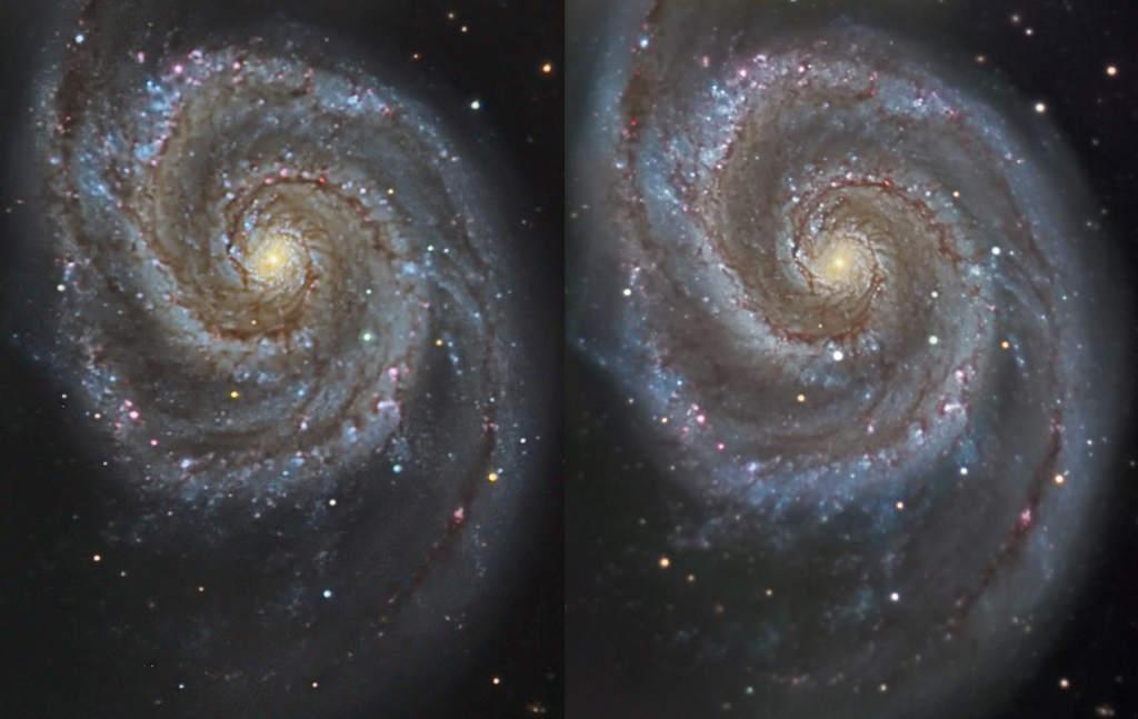 M51 bezizsupernową