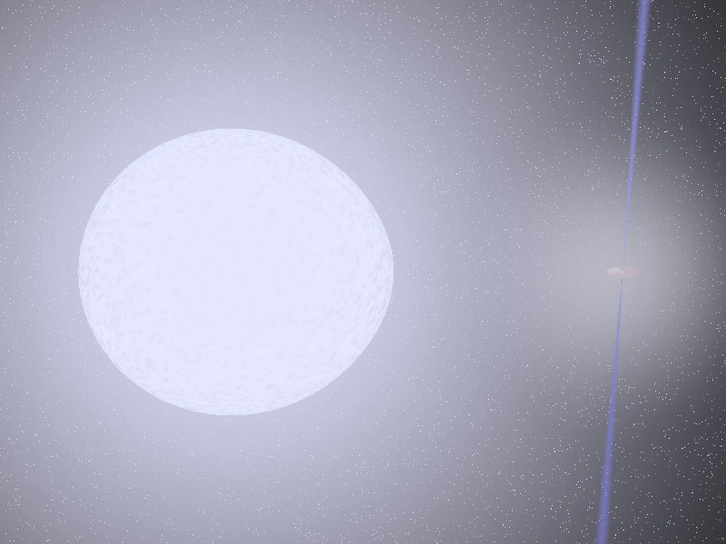 Dżet gamma w LS5039
