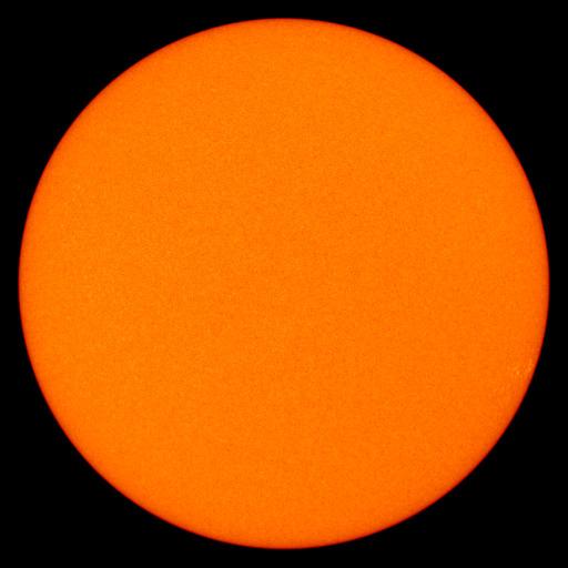 Słońce, 19 lipca 2005
