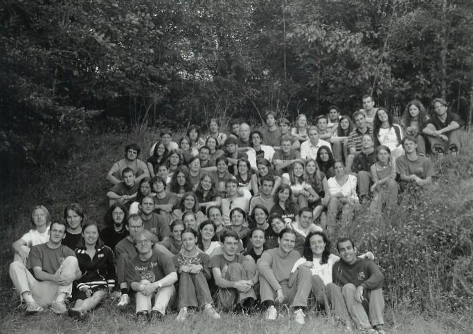 IAYC 2005 - zdjęcie grupowe