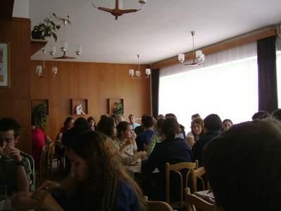 IAYC 2005 - śniadanie