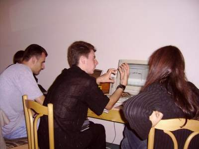 IAYC 2005 - grupa robocza SIA