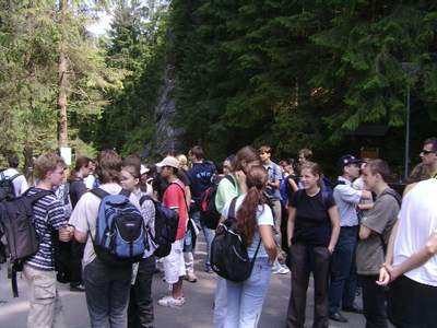 IAYC 2005 - Demanovska Jaskyna Slobody