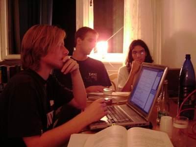 IAYC 2005 - nocna sesja SIA