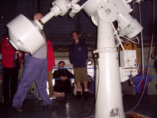 IAYC 2005 - Tatranska Lomnica-Skalnate Pleso, reflektor