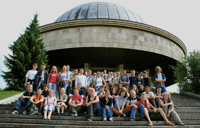 Wycieczka do Chorzowa 2005