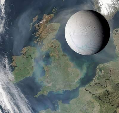Enceladus natle Wielkiej Brytanii