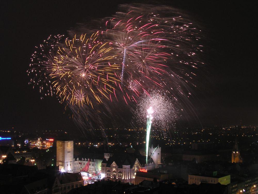 Poznań w dniu św. Marcina