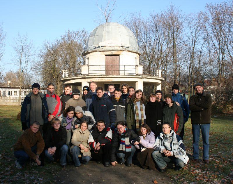 Uczestnicy seminarium w Poznaniu 2005