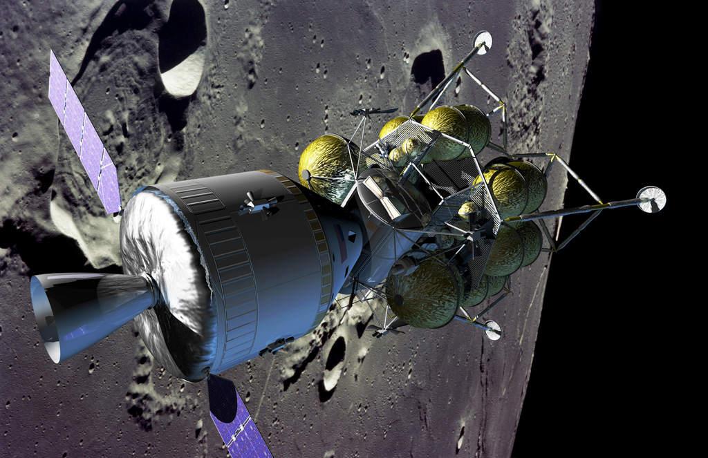 Orbiter księżycowy
