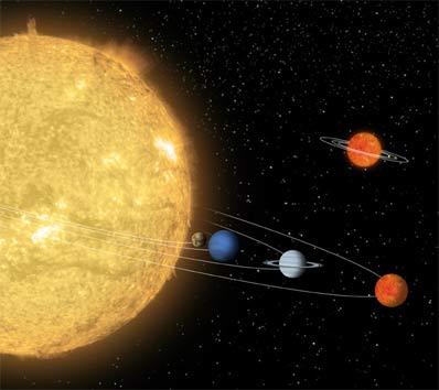 Układzik planetarny