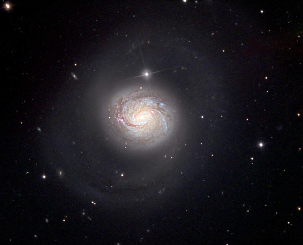 Galaktyka M77
