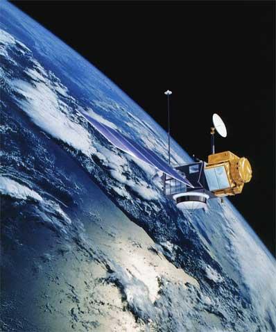 Satelita Topex/Poseidon