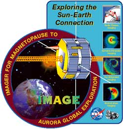 Logo misji IMAGE
