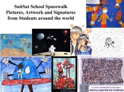 Obrazki uczniów