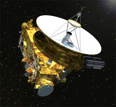 New Horizons w drodze