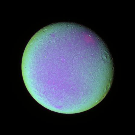 Dione w sztucznych barwach