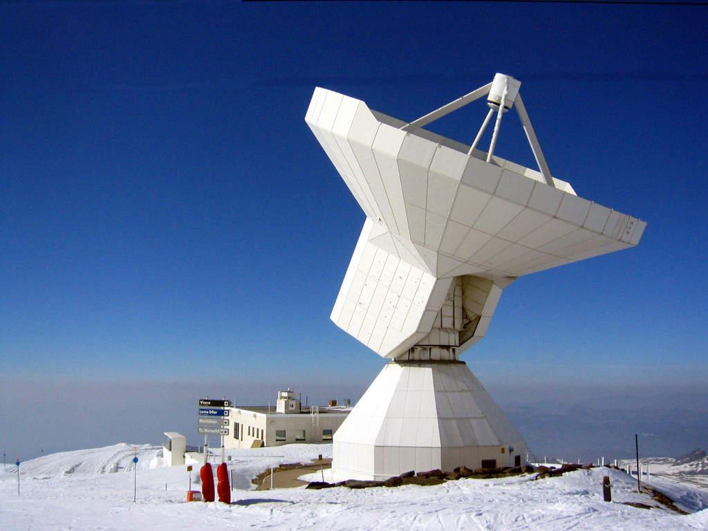 Teleskop IRAM