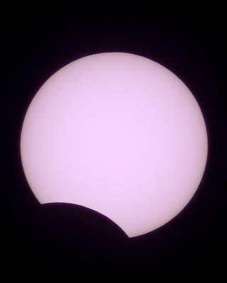 Zaćmienie Słońca 3 X 2005, Niedźwiady (VII)