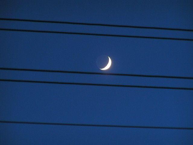 Księżyc 12 V 2005