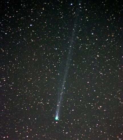 Kometa Pojmańskiego wg Mattiazzo