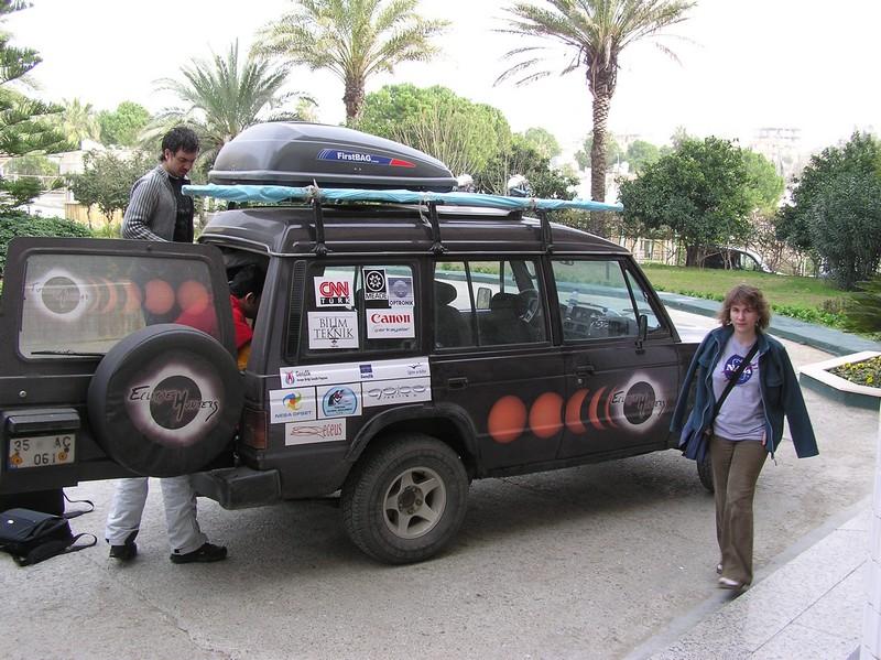 Pojazd Eclipse Hunters