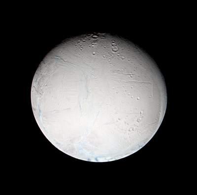 Formacje lodowe na Enceladusie