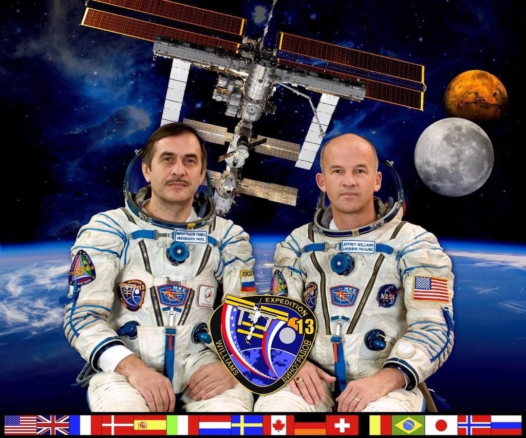 Załoga  Trzynasta ISS