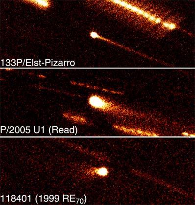 Komety pasa głównego