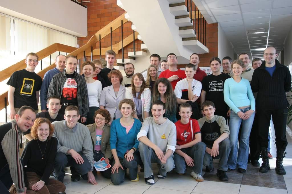 Uczestnicy XXII Seminarium PKiM
