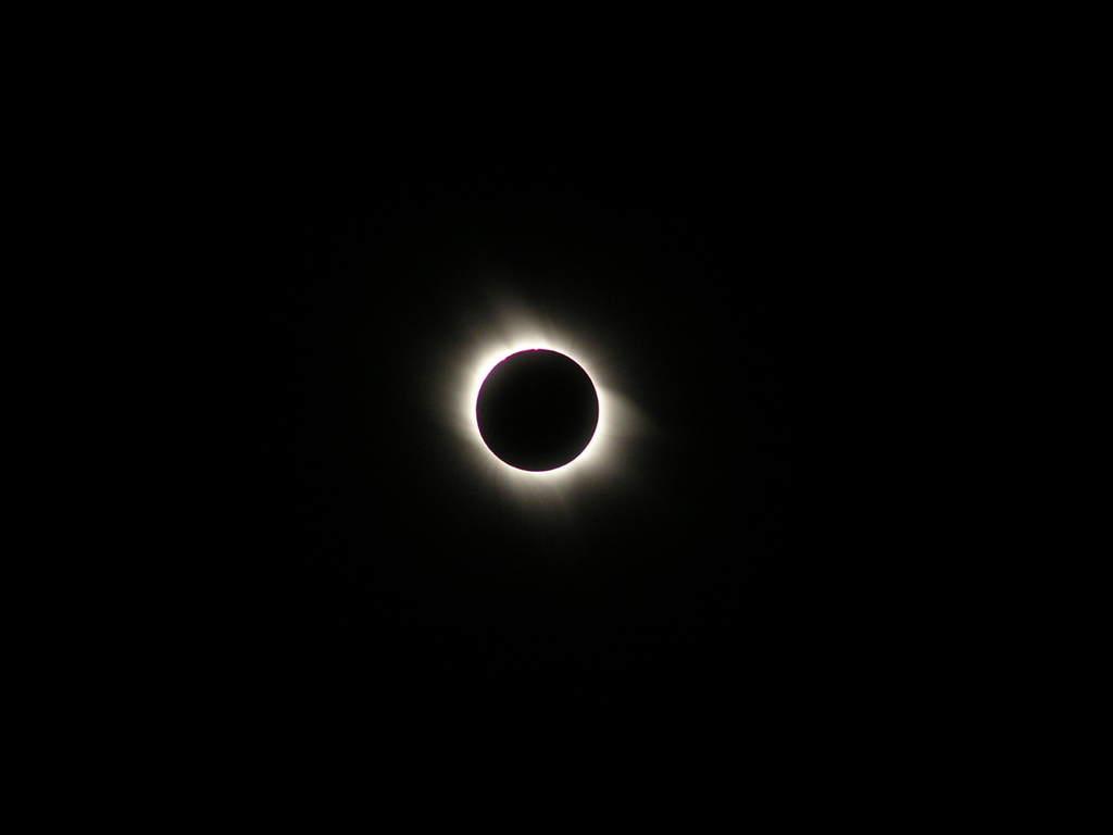 Całkowite zaćmienie Słońca - Łukasz Wojtyniak (2)