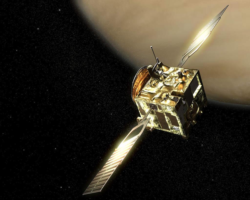 Artystyczna wizja Venus Express