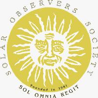Logo Towarzystwa Obserwatorów Słońca