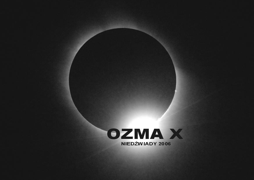 Logo 10. OZMA