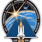 Logo misji STS-115