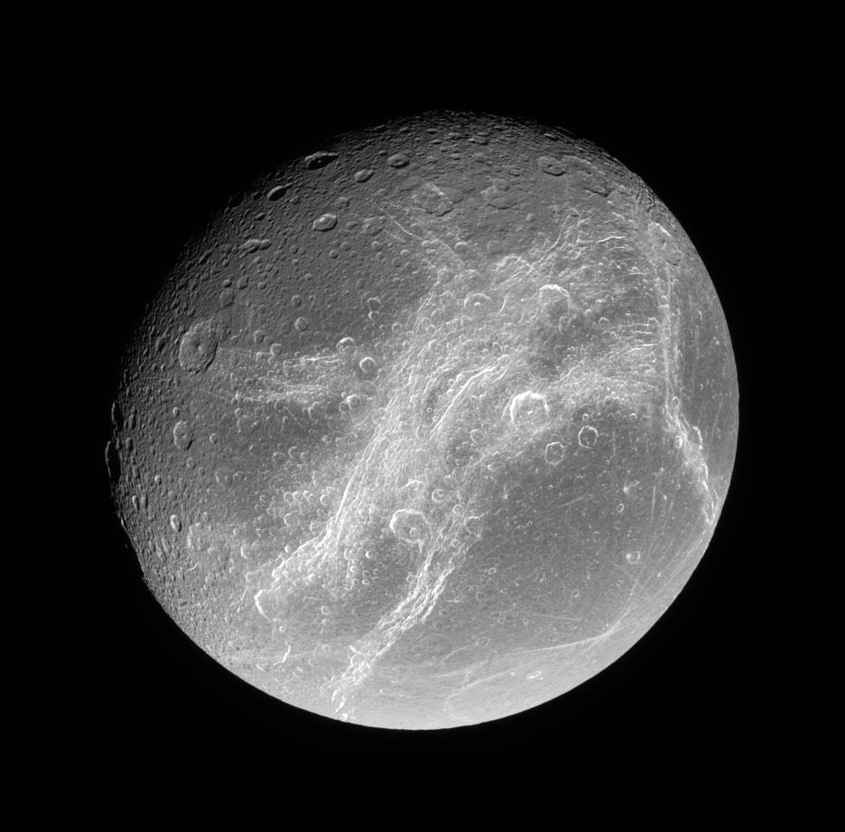 Klify na Dione
