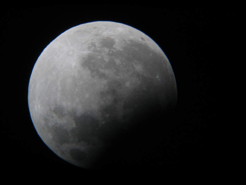 Zaćmienie 7 września 2006, widziane z Komorowa (II)