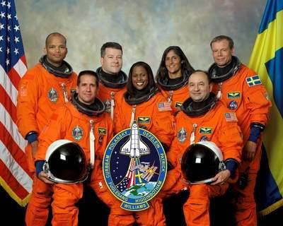 Załoga misji STS-116
