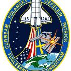 Logo Misji STS-116