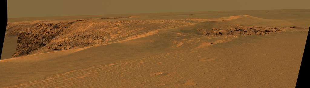 Widok Krateru Victoria
