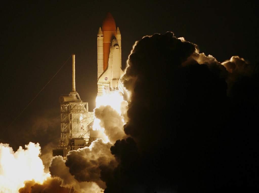 STS-116 - Start!