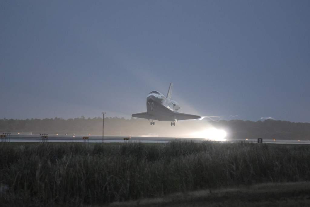 STS-116, lądowanie