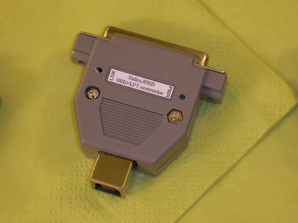 złącze LPT-USB1