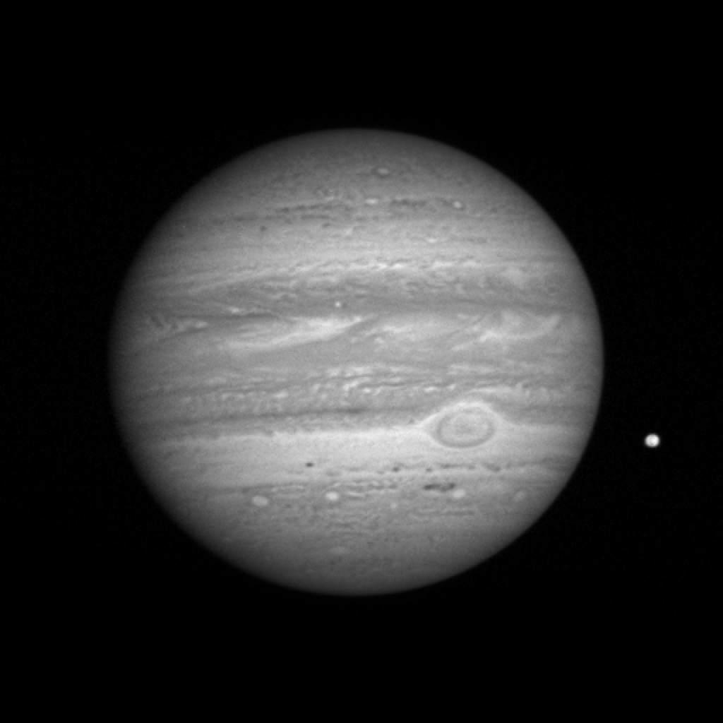 Jowisz z New Horizons