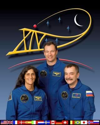 Załoga 14 ekspedycji Międzynarodowej Stacji Kosmicznej